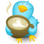 Twitter and Coffee: A Match made in Heaven.